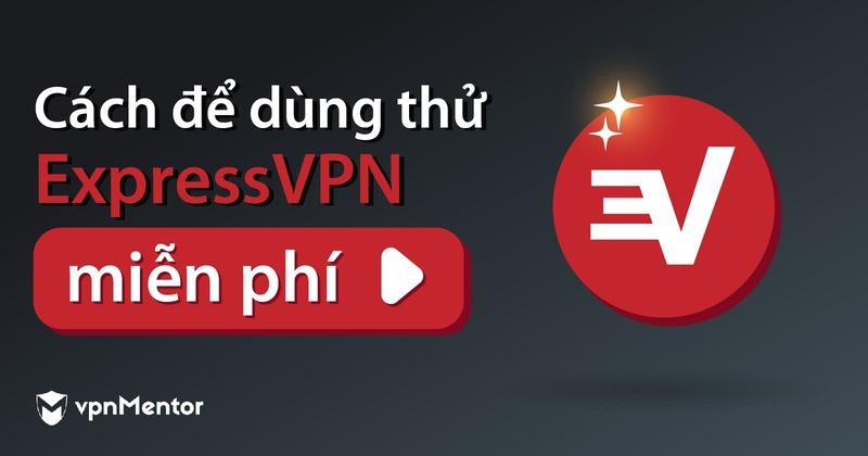 Phần mềm Fake IP trả phí Express VPN