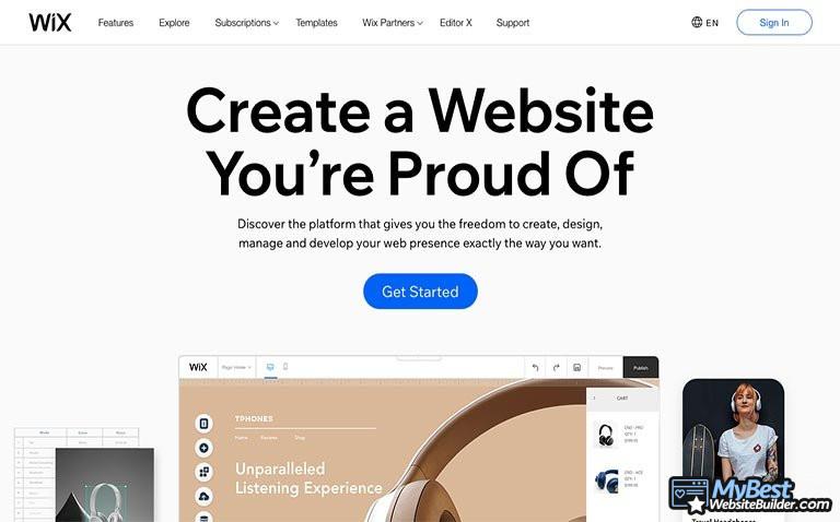 Nền tảng thiết kế Landing page chuyên nghiệp